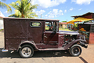 Truck in Taco Taco, Pinar del Rio, Cuba.