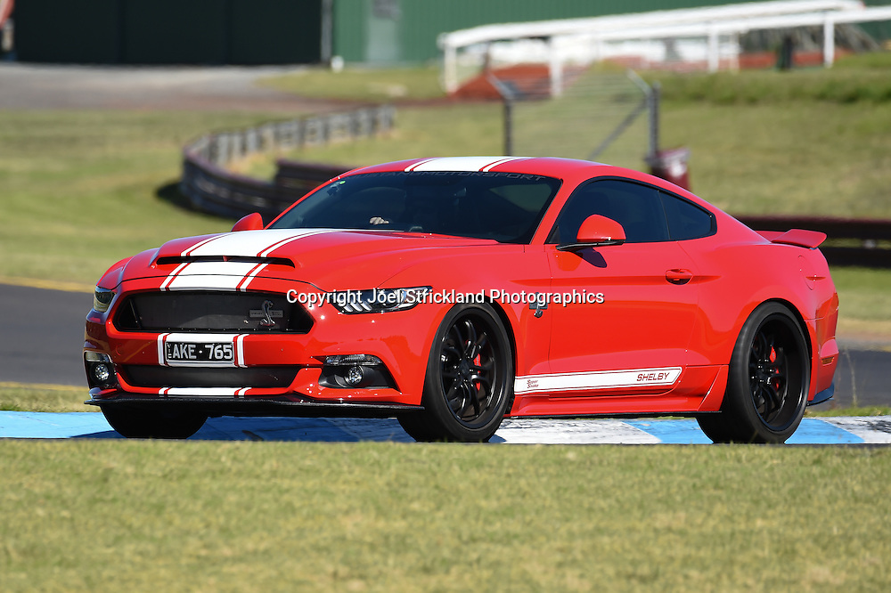 Mustang Motorsport Track Day - 28th January 2017 - Sandown