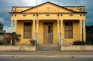 Odd Fellows in Moron, Ciego de Avila, Cuba.