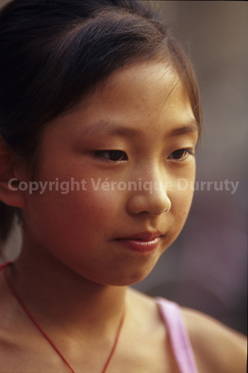 YOUNG BEAUTY. PINGYAO, SHANXI, CHINA