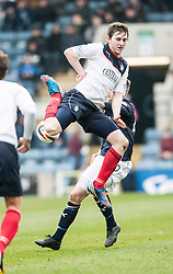 Falkirk's Blair Alston.<br /> Dundee 0 v 1 Falkirk, Scottish Championship game played today at Dundee's Dens Park.<br /> &copy; Michael Schofield.