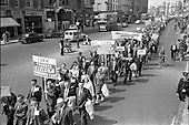 C258 - 1963 RGDATA Turnover Tax Protest March in Dublin