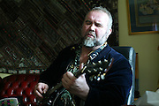 16/4/2003.John Martyn pictured at his home in Kilkenny Ireland..Picture Dylan Vaughan