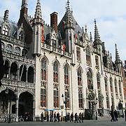 Provinciaal Hof, Brugges Belgium