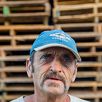 10/28/14 5:53:33 PM -- Cortez, FL, U.S.A  -- John Yates, a former commercial fisherman who was convicted under a major federal document-shredding statute for throwing undersized grouper overboard.  --    Photo by Chip J Litherland, Freelance