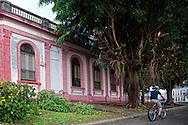 Building in Antilla, Holguin, Cuba.