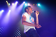 Childish Gambino, AKA Donald Glover, performing to a sold out crowd at the Pageant in St. Louis on June 7, 2012.