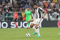 14.09.2016 - Champions League - Juventus-Siviglia - nella foto : Andrea Barzagli - calcio serie A - Juventus