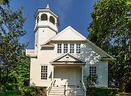 The Wainscott Chapel was established on Main Street, Wainscott, NY in 1908. Community Center, South Fork, East Hampton,  Long Island, New York
