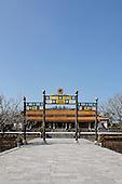 Thai Hoa Palace, Imperial City, Citadel, Vietnam
