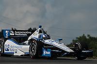 Helio Castroneves, Honda Indy 200 at Mid Ohio, Mid Ohio Sports Car Course, Lexington, OH USA 08/04/13