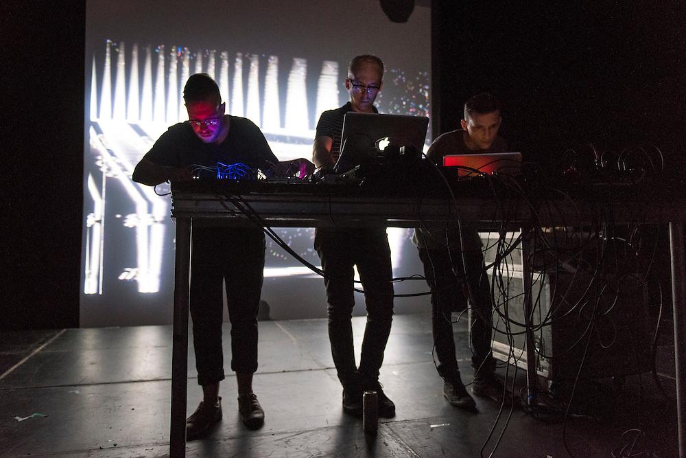 NOCTURNE 2 EN COLLABORATION AVEC THUMP, 21:00 - 01:45<br /> Mus&eacute;e d'art contemporain de Montr&eacute;al (MAC), Fousek / Hansen / Tellier-Craig | Sabrina Ratt&eacute;.