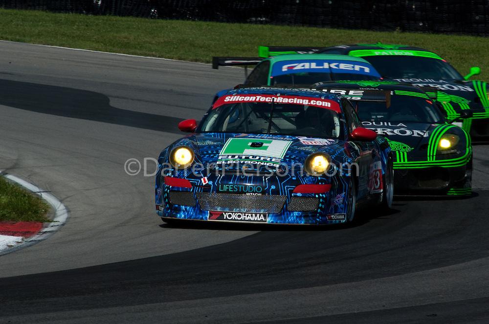 #63 TRG Porsche 911 GT3 Cup: Henri Richard, Spencer Pumpbelly