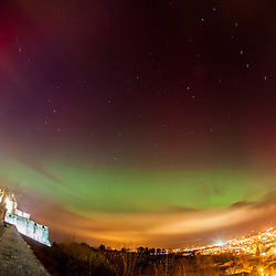 The Northern Lights, Stirling 27/2/2014