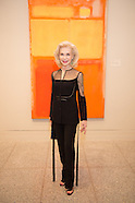 Houston Museum of Fine Arts Rothko Opening Dinner 9/18/15