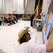 Seattle Opera Insiders' Series: Scenic Elements tour of Scenic Studios.