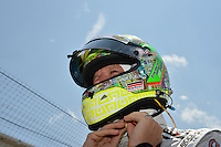 Townsend Bell, Indianapolis 500, Indianapolis Motor Speedway, Indianapolis, IN USA 5/25/2014