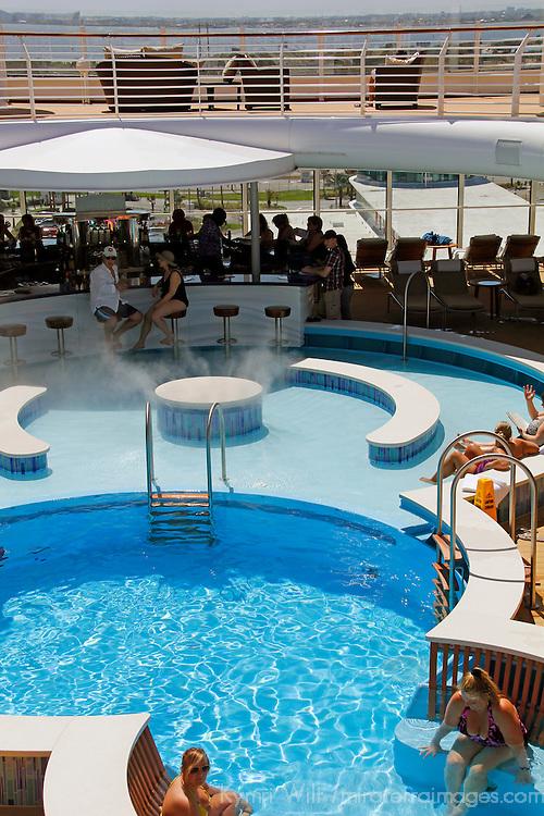 Disney Fantasy Cruise Adult Pool & Bar