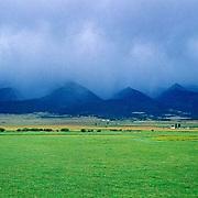 Silver Cliff, Westcliffe, Sangre de Cristo Range, Rocky Mountains, Colorado