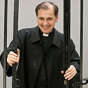 Priest Stefan Moszoro-Dabrowski chief of Opus Dei in Poland