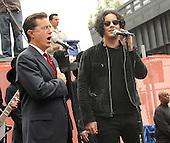 6/24/2011 - Jack White and Stephen Colbert