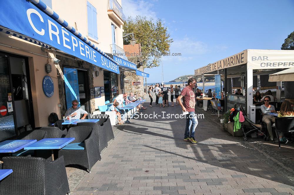 Collioure, Cote Vermeille, Pyranees-Orientales, Languedoc-Rousillon, France