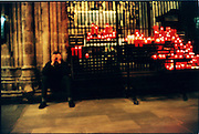 ©Stefano Meluni.20-12-2004 Barcelona Spain.City overview of Barcelona.nella foto: cathedral of barcelona, christmas day