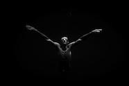 100m Man - William Trubridge