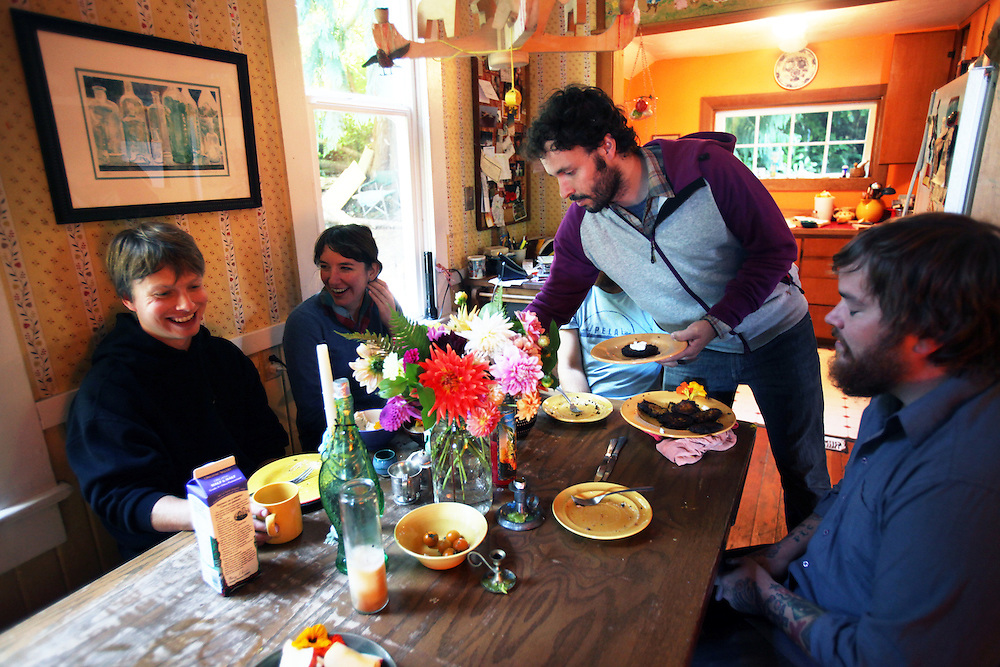 Blind Pilot, a band from the rural Oregon coast, has fans all over the world.