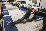 Earl Kluft, president and owner of Kluft Mattress