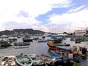 Fishing Harbor, Cheung Chau Island