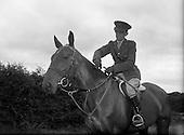 1952 - Staff at Army Equitation School, McKee Barracks