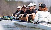 London Ontario Womens Rowing April 25, 2016