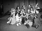 1972 - 27/01 Belfast Children at Gaiety Pantomime