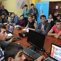 Youth Development in Artsakh and Armenia Sep 2013