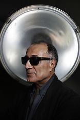 Abbas Kiarostami and Juliette Binoche (copie conforme), May 2010