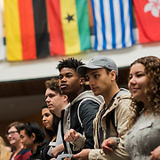 International Day of Tolerance at the Hemmingson Center. (Photo by Gonzaga University)