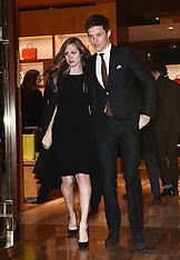 13 FEB 2016 Louis Vuitton Pre BAFTA VIP Dinner