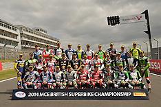R1 MCE British Superbikes Brands Hatch 2014