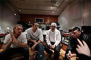 MIlano, Besto Sound Studio, i Gemelli Diversi,  THEMA, STRANOTHG, GRIDO.