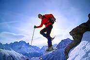 Peak Performance in the Savoie. Snowshoeing in the French Alps