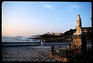 09: GALICIA BAYONA MONUMENTS TO COLUMBUS VOYAGE