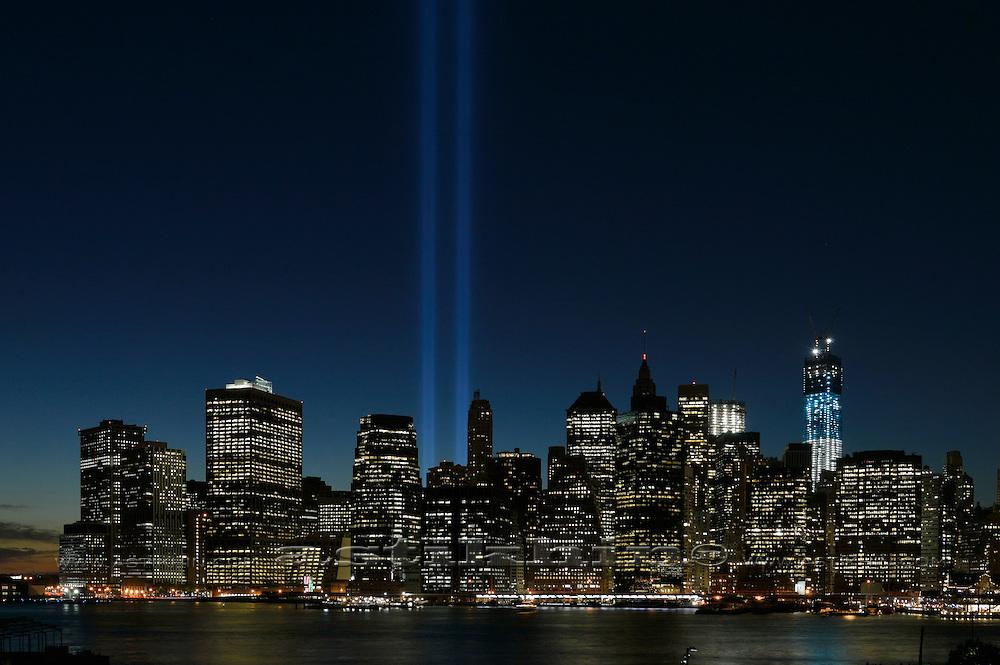 Memory of World Trade Center (2012) - We Shall Never Forget!