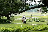 The Shaker Village at Hancock Massachusetts is one of  the Massachusetts tourist attractions.