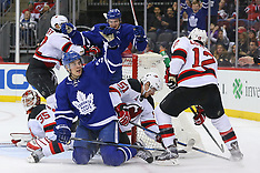 January 6, 2017: Toronto Maple Leafs at New Jersey Devils