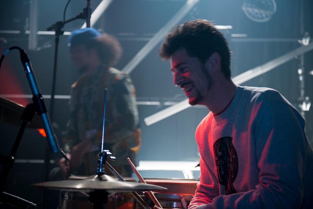 Paul White Live (UK), Nocturne 2, Société des arts technologiques [SAT], Montreal, 31 mai 2012