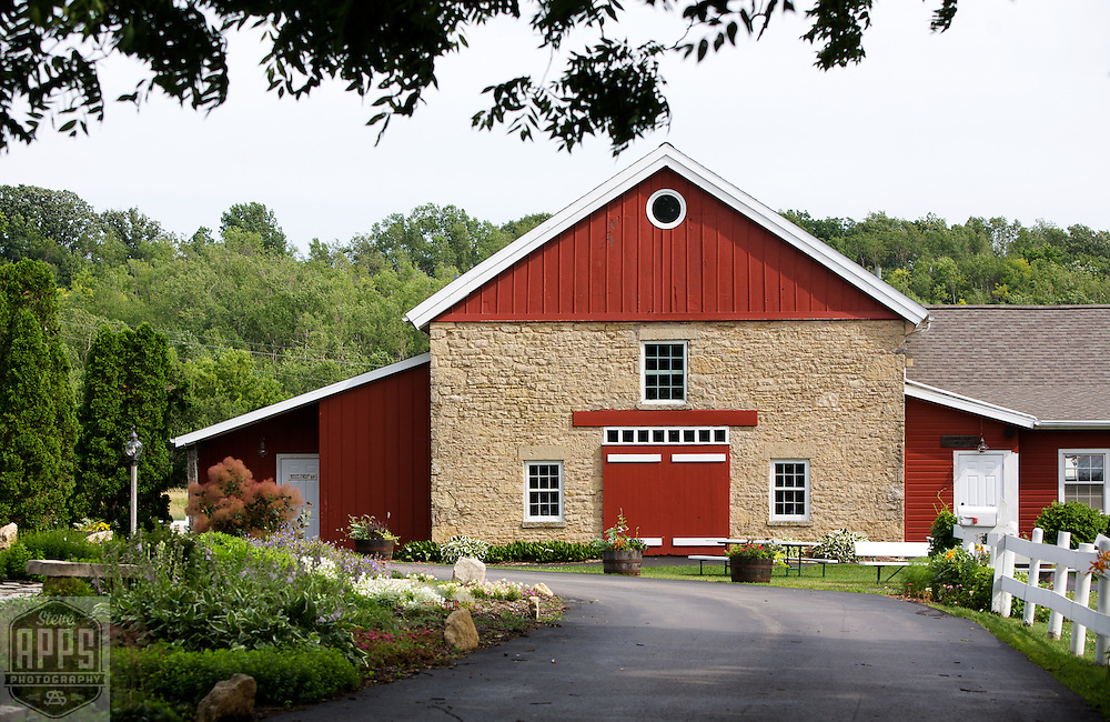 A collection of Barns that still can be seen while traveling the countryside in  the beautiful State of Wisconsin.<br /> Dane County-Quivey's Grove Horse Barn, 6261 Nesbitt Road, Fitchburg. Barns from around the State of Wisconsin.