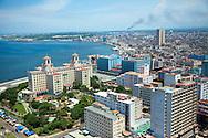 Hotel National from La Torre, Havana Vedado, Cuba.
