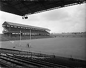 1958 - General view of Croke Park, Dublin