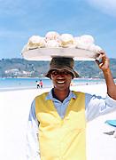 Fruit vendor Life on Patong Beach